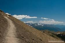 Wandern in den französischen Alpen